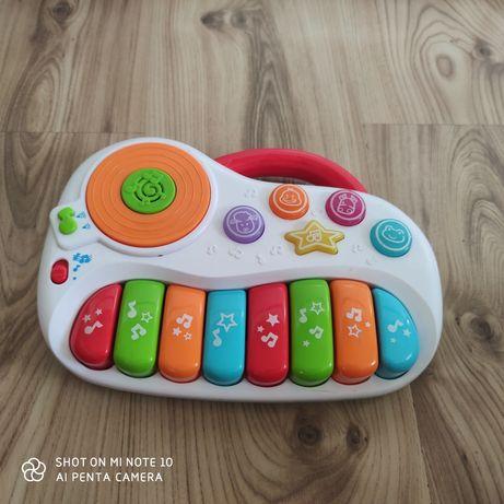 Zabawka organki grająca