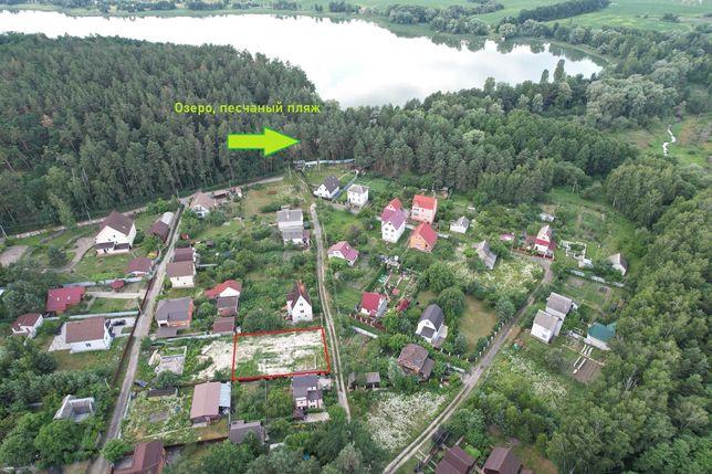 Продам участок в окружении леса и озер