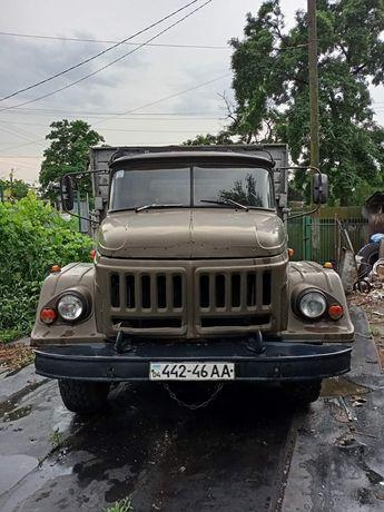 Зил 130 Дизель двигатель мтз 80