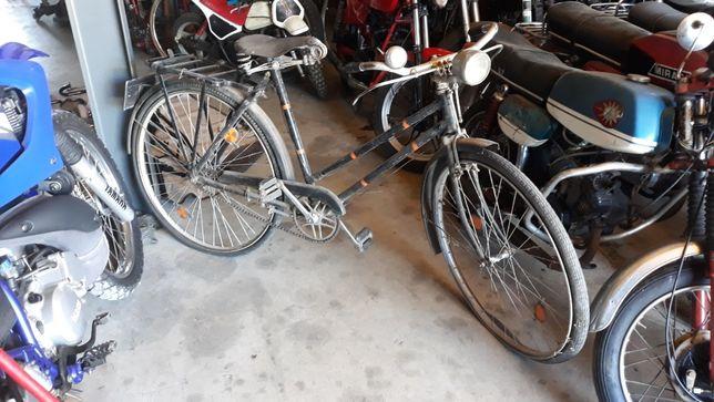 Bicicleta inglesa quadro aberto