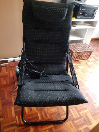 Cadeira de massagens