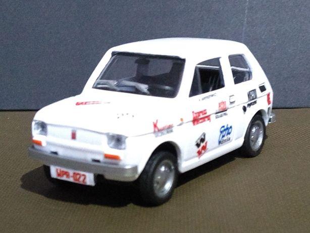Fiat 126p Jaroszewicz Skala 1:43 Konwersja