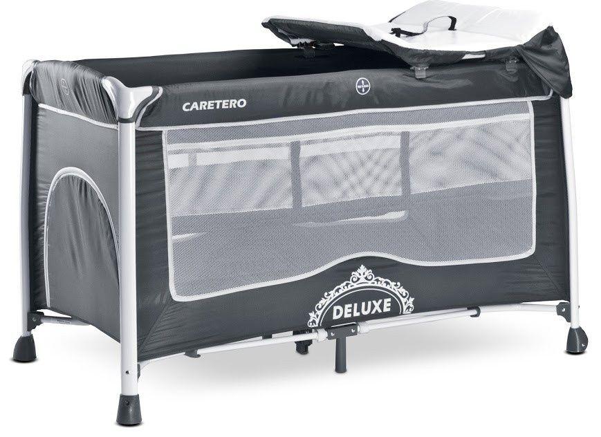 Детская кровать-манеж Caretero Deluxe