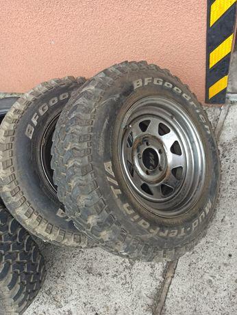 Koła Land Rover 215/75R15 4x4