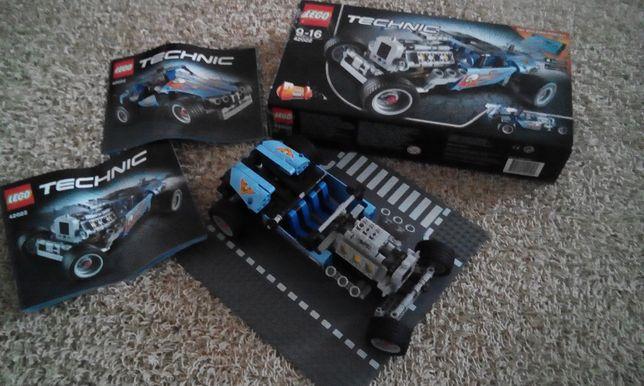 Lego Technic 42022 HOT ROD 2w1. klocki Technic na sztuki sprawdz
