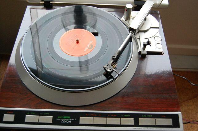 Denon DP 45F gramofon