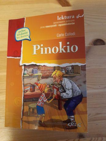 Pinokio lektura szkolna