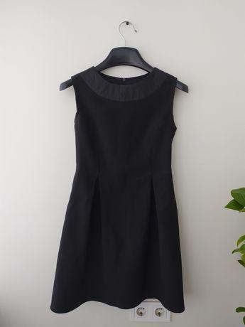Плаття школьное, сарафан, шкільна форма для дівчинки. Чорне платье