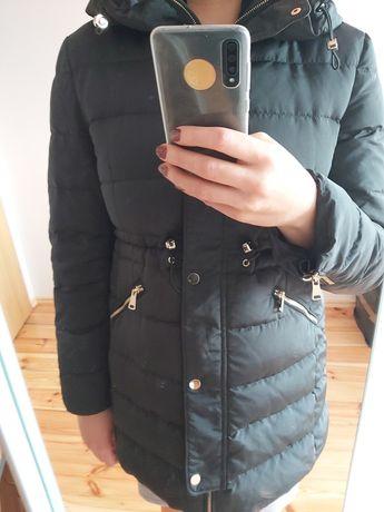 Nowa kurtka puchowa firmy Zara R L