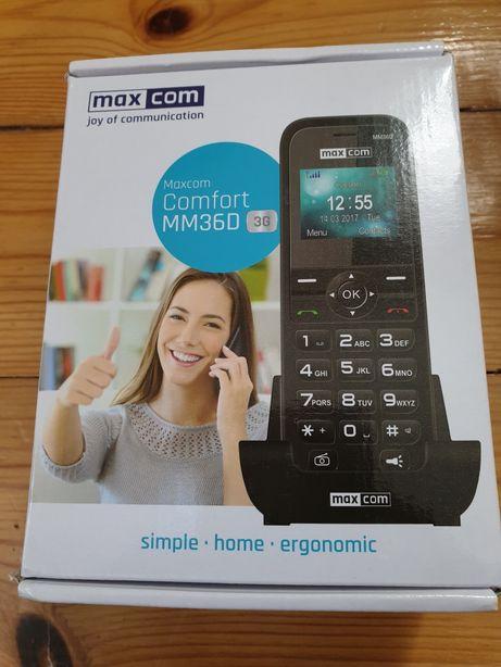 Telefon komórkowy Maxcom Comfort MM 36D 3G