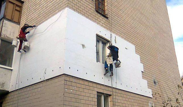 Утеплення фасадів квартир та приватних будинків