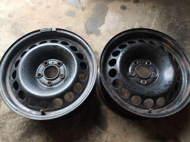 Продам сталеві диски r16