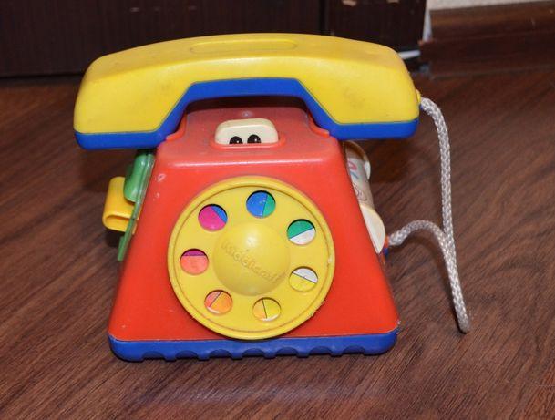 Телефон Игрушка Ролевые игры