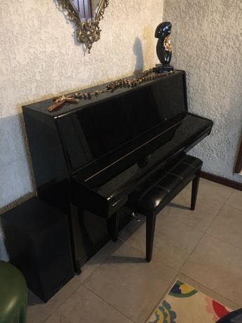 Piano Vertical/Upright Rosler como novo