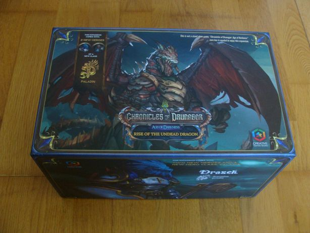Chronicles Of Drunagor Rise Of The Undead Dragon Expansion
