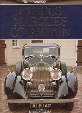 Jonathan Wood, Stirling Moss - Famous Marques of Britain