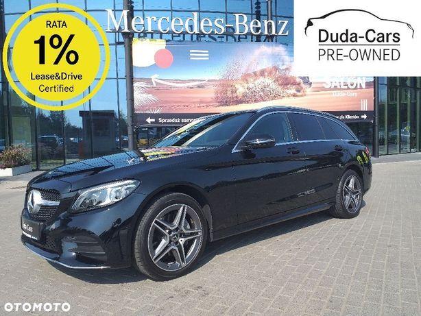 Mercedes-Benz Klasa C Mercedes Benz C200 W205 4Matic Comand...