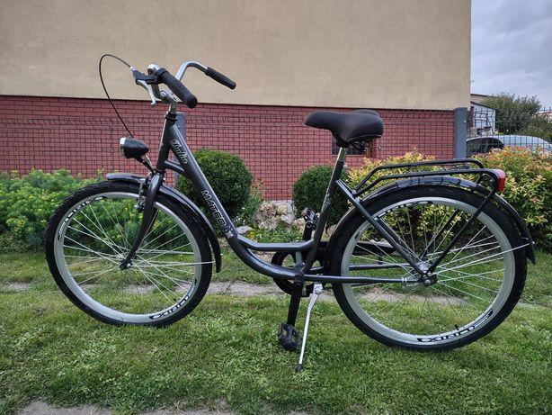 Rower miejski Dalia Mateo nieużywany koła 26