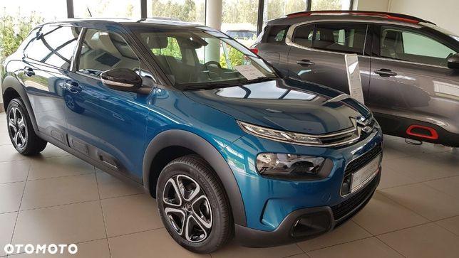 Citroën C4 Cactus 110km Wersja Feel Ubezpieczenie Za 2,99% ( Oc,