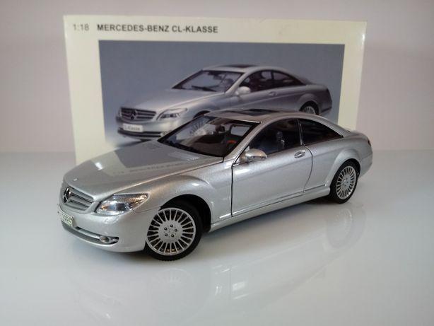 Mercedes CL-class C216 Autoart 1/18