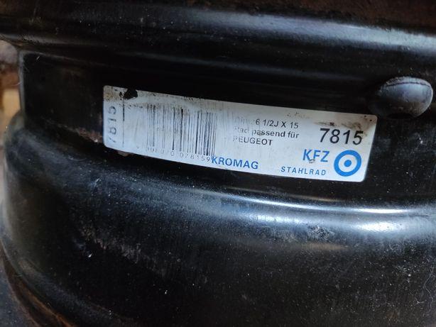 Продам диски R15 до пежо 308