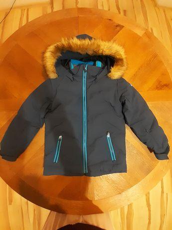 Kurtka zimowa narciarska Descente dziecieca rozmiar 130