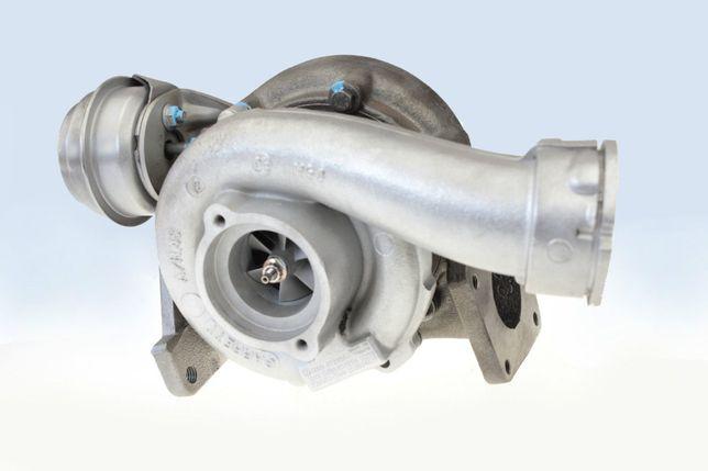 turbina VW T5 Transporter 2.5 TDI 125kW 174KM silnik: AXE