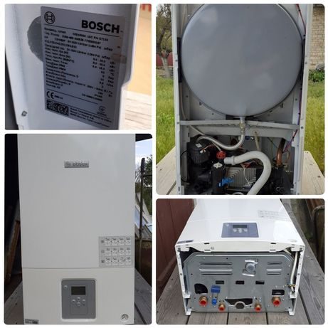 Котел газовий BOSCH WBN 6000-18C
