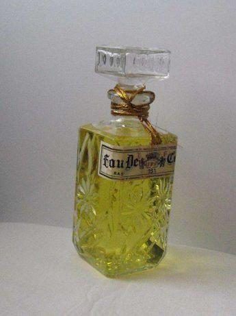 Винтажный, сирийский одеколон IVE Eau De Cologne мужской парфюм Сирия