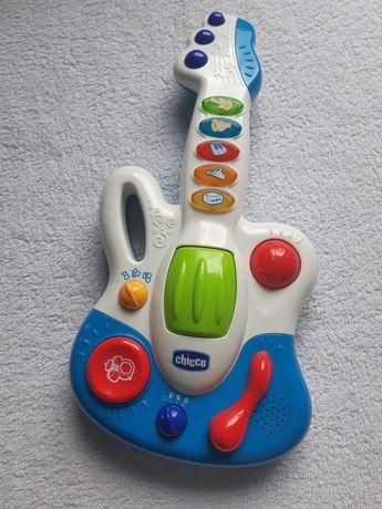 gitara Chicco zabawka edukacyjna odbiór lub wysyłka JAK NOWA