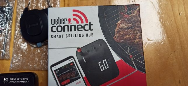 Termometr Weber Connect Smart Grilling Hub