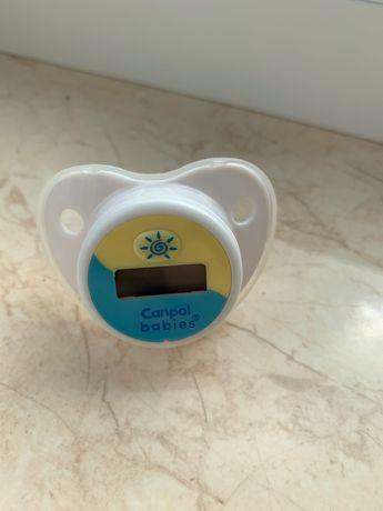 Пустышка-термометр Canpol