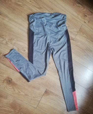 Ciążowe legginsy sportowe