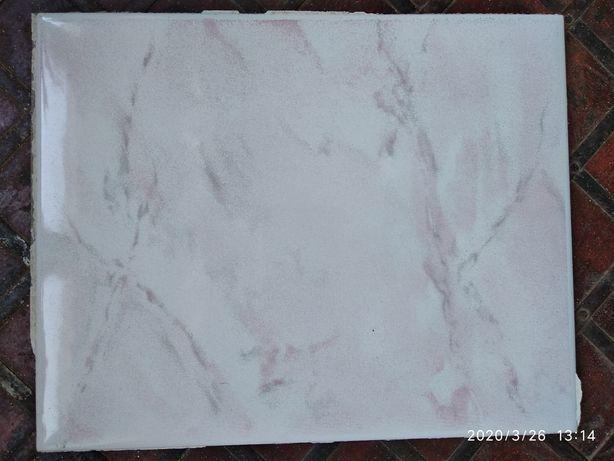 Керамическая плитка Розовый мрамор