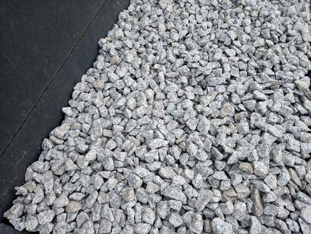 Kamień grys granitowy