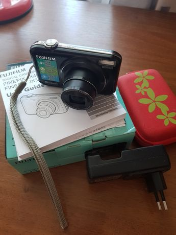 Фотоаппарат Fujifilm FinePix JX350+чехол+карта 4Gb