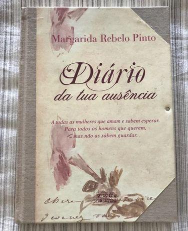 """Livro """"Diário Da Tua Ausência"""""""