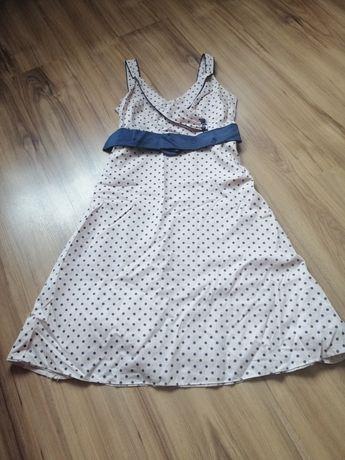 Sukienki w grochy