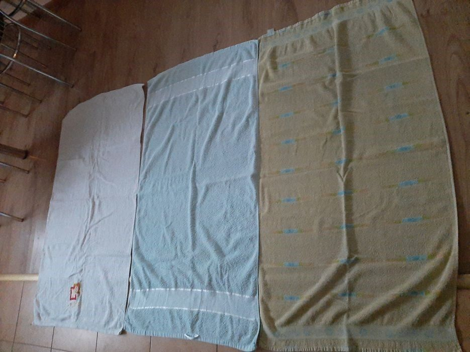 Duży ręcznik kąpielowy 3 szt Gorlice - image 1