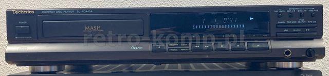 Odtwarzacz CD Technics SL-PG440A
