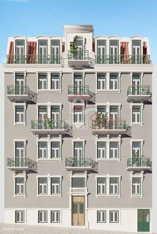 Apartamento T3+1 - Marquês Pombal-Lisboa
