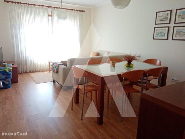 Apartamento T2 na Praia da Barra.