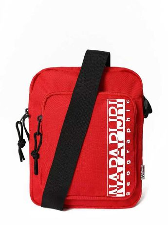 Плечевая сумка NAPAPIJRI Cross Point Bag Happy Cross. Новая. Оригинал.