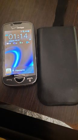 Samsung Omnia 2, CDMA