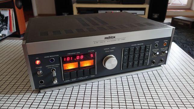 REVOX B760 tuner radiowy 12kg / vintage