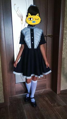Платье для школы размер 134