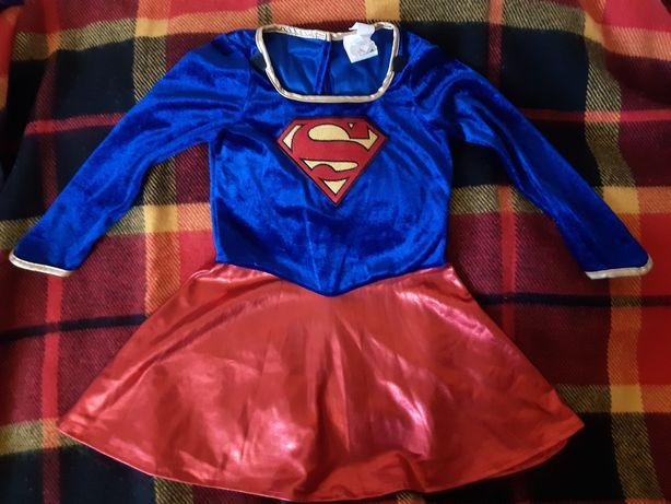 Плаття супер дівчинки 4-5 років