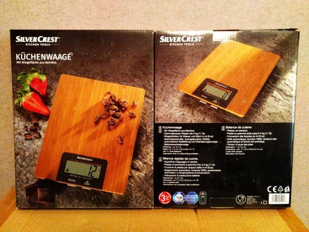 Кухонные весы Silver Crest® Manual SKWS 5 A2 Germany