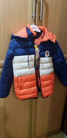 Демисезонная куртка, р.-116.