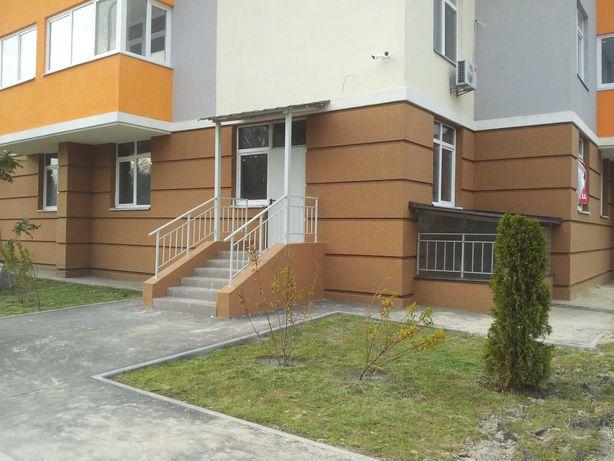 Коммерческое помещение по адресу пр. Комарова(Любомира Гузара),46-Б.